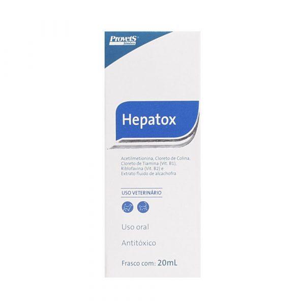 Hepatox 20 ml