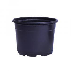 Vaso Plástico Nutriplan Holambra P11 Preto