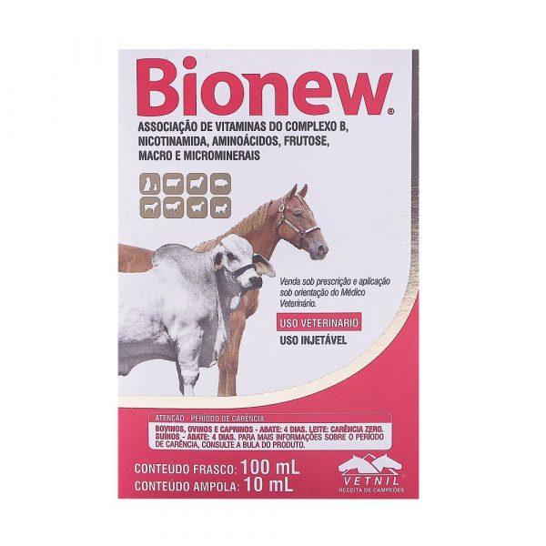 Bionew Injentável 100ml