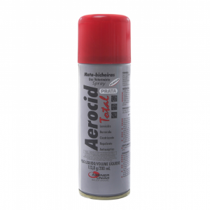 Matabicheiras Aerocid Total Spray 200ml