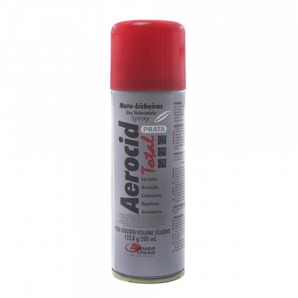 Matabicheiras Aerocid Total Spray 200ml