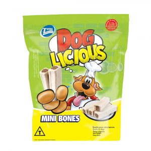 Biscoito Dog Licious Mini Bone 80g