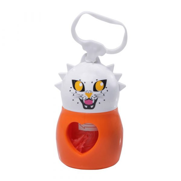 Porta Saco Ferplast Plástico Tigre