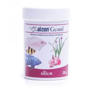 Ração para Peixe Alcon Guard Allium 20g