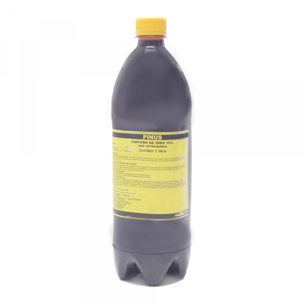 Tintura de Iodo 10% 1000ml
