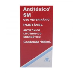 Antitóxico Sm Injetável 100ml