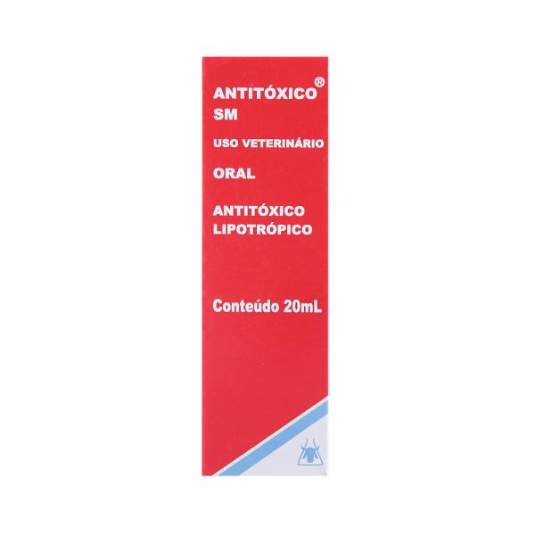 Antitóxico Sm Oral 20ml