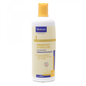 Shampoo Virbac Peroxydex 500ml