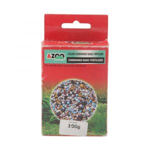 Fertilizante Azoo Color Condensed para Aquário Plantado 100g