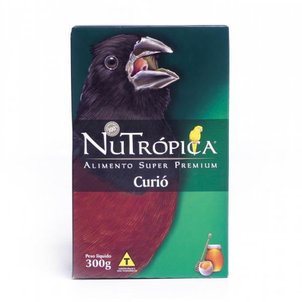 Ração NuTrópica Curió 300g