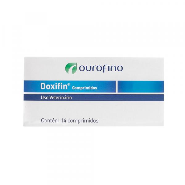 Doxifin Comprimido 50 mg Caixa com 14