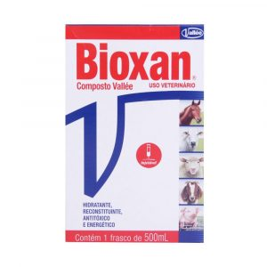 Bioxan Soro Injetável 500ml