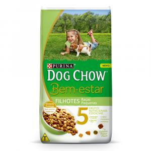 Ração Purina Dog Chow Bem Estar Filhotes Raças Pequenas 1kg