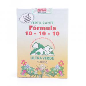 Fertilizante NPK Formula 10-10-10 1kg Bonigo