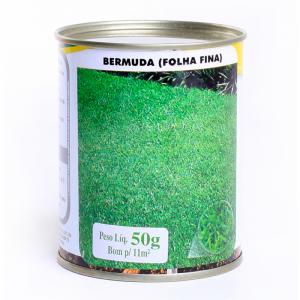 Sementes Isla Grama Bermuda Folha Fina 50g