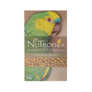 Ração NuTrópica Papagaio Natural 700g