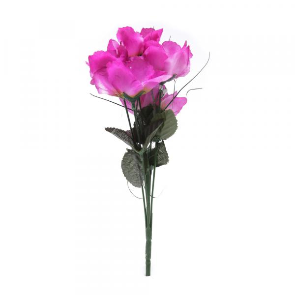 Bouquet de Rosa X5 Lilás 21546-013
