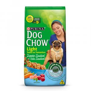 Ração Purina Dog Chow Light 1kg