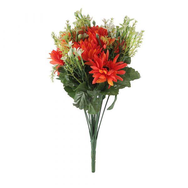 Bouquet Mini Botão X21 Laranja 24404-015