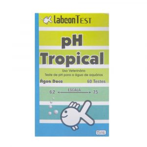Labcon Teste de PH Tropical 15ml