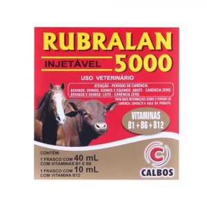 Rubralan Injétavel 50mL