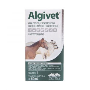 Algivet Injetável 50ml