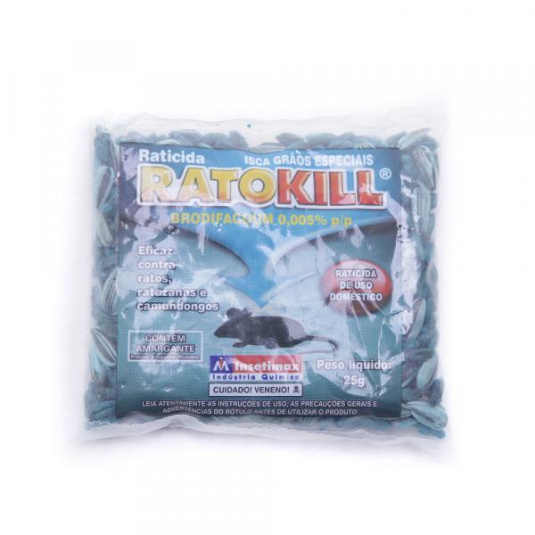 Ratokill Grãos Especiais 25G