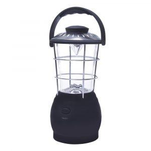 Lampião Recarregável à Manivela MOR 008858