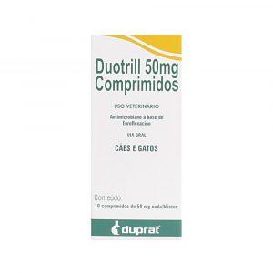 Duotrill 50mg com 10 Comprimidos