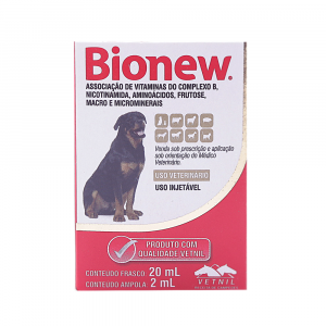 Bionew Injetável 20ml