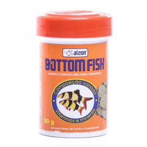 Ração para Peixe Alcon Botton Fish 30g