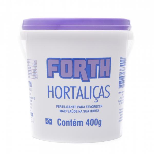 Forth Hortaliças 400g