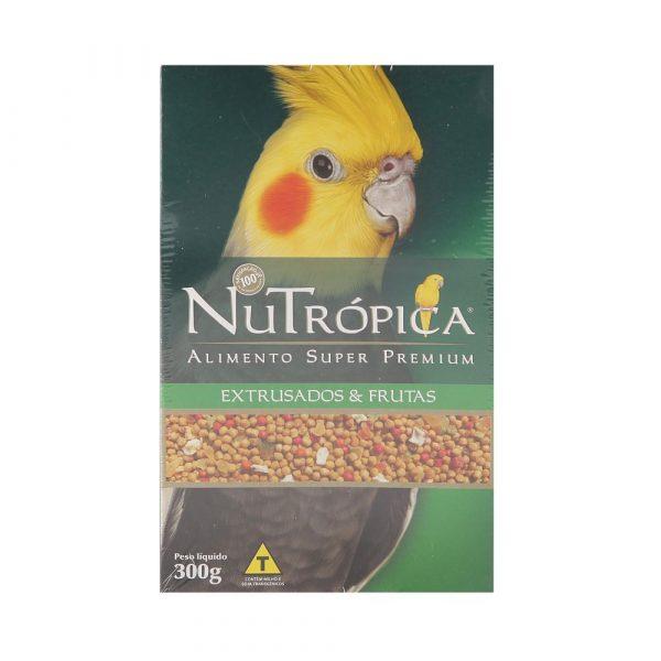 Ração NuTrópica Calopsita Com Frutas 300g