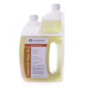 Cypermil Pour On 1000ml Ouro Fino