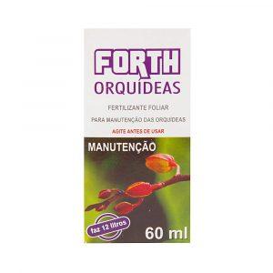 Fertilizante Forth Orquideas Manutenção 60ml