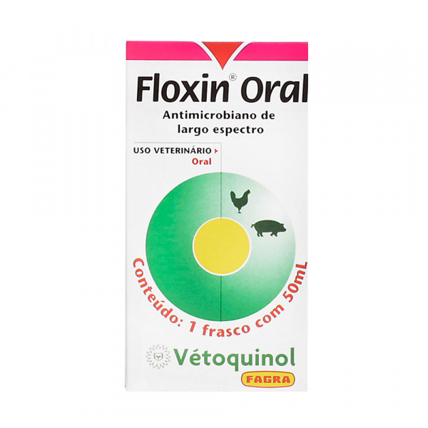 Floxin Oral 50ml