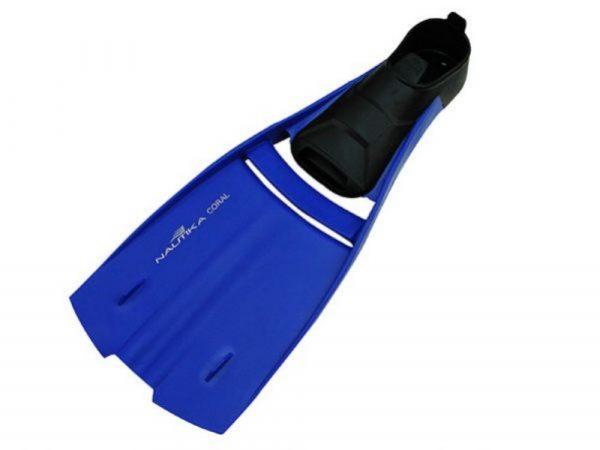 Nadadeira Coral G Azul Nautika
