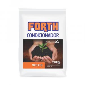 Forth Substrato Condicionador Solo 20kg