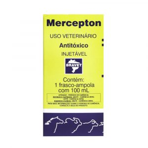 Mercepton Injetavel 100ml