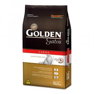 Ração Golden Fórmula Gatos Adulto Carne 10,1Kg