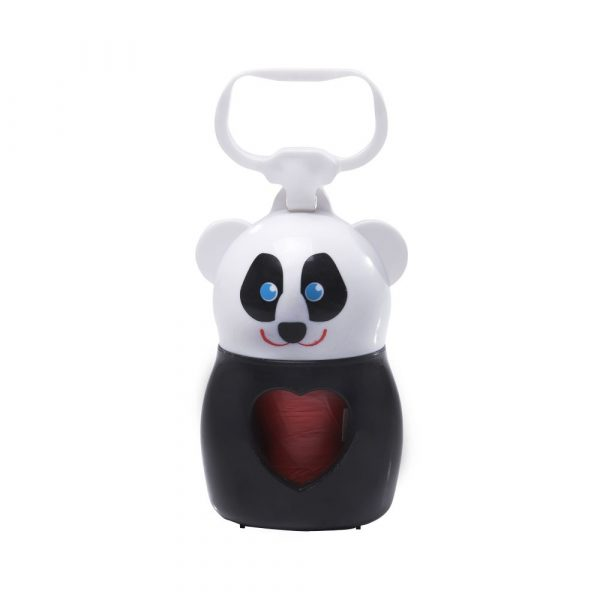 Porta Saco Ferplast Plástico Panda