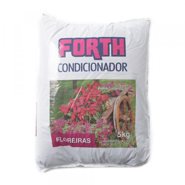 Condicionador Forth Para Floreiras 5kg