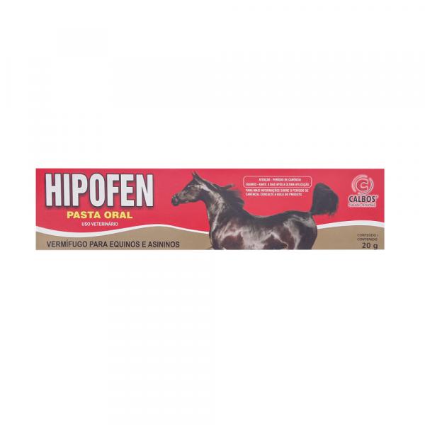 Vermífugo Hipofen Pasta Oral 20g