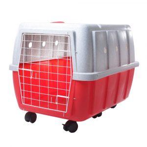 Caixa de Transporte Nº04 Vermelha Rotoplas