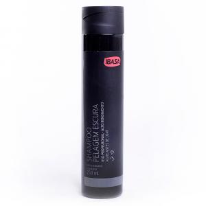Shampoo Pelagem Escura 250Ml Ibasa