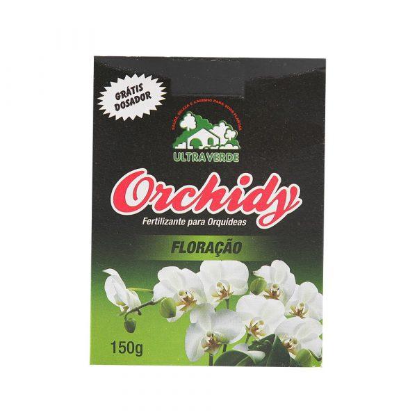 Fertilizante Orchidy Floração 150g Bonigo
