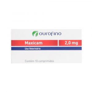 Maxicam 2,0 mg Caixa com 10 comprimidos