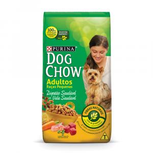Ração Purina Dog Chow Adulto Raças Pequenas 1Kg