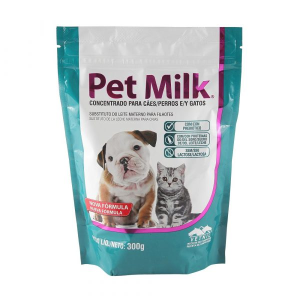 Leite Pet Milk 300g Vetnil