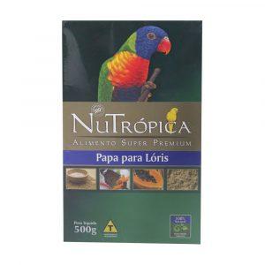 Ração Nutrópica Papa para Lóris 500g